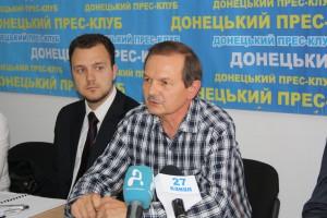 Володимир Кіпень розповідає про результати моніторингу консульств, що працюють в Донецькій області