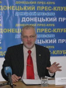 Директор Наукового інформаційного центру міжнародної безпеки та євроатлантичної співпраці при ДонНУ Ігор Тодоров коментує виступ свого колеги
