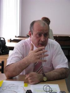 начальник територіального управління державної судової адміністрації у Донецькій області Назір Бадахов розповідає про проблеми у роботі суддів