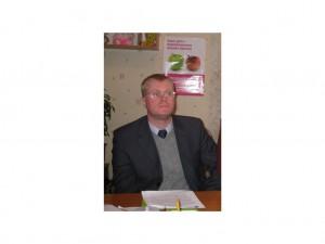 Менеджер проекту ЄС «Права жінок і дітей в Україні – комунікаційний компонент» Валерій Яхно у Донецькому соціально-психологічному центрі