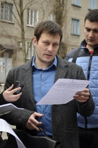 Адвокат Дмитро Коробко