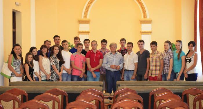 Члени організації з В.І. Костенко